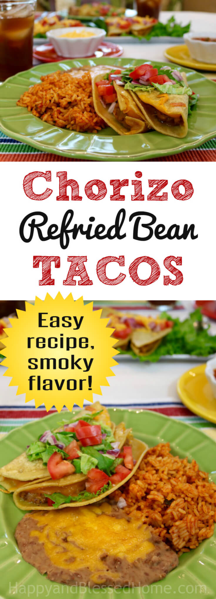 easy-recipe-for-chorizo-refried-bean-tacos-packed-with-authentic-mexican-flavors