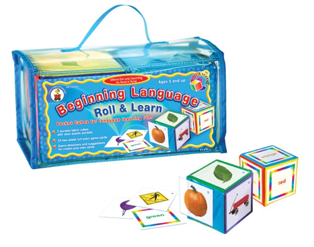 Roll and Learn Dice