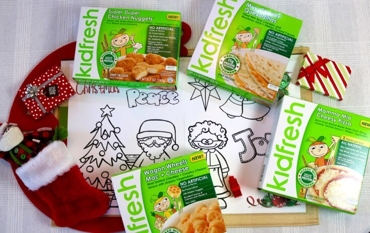 Kidfresh meals, now available at Walmart for the first time, are a parent's solution.