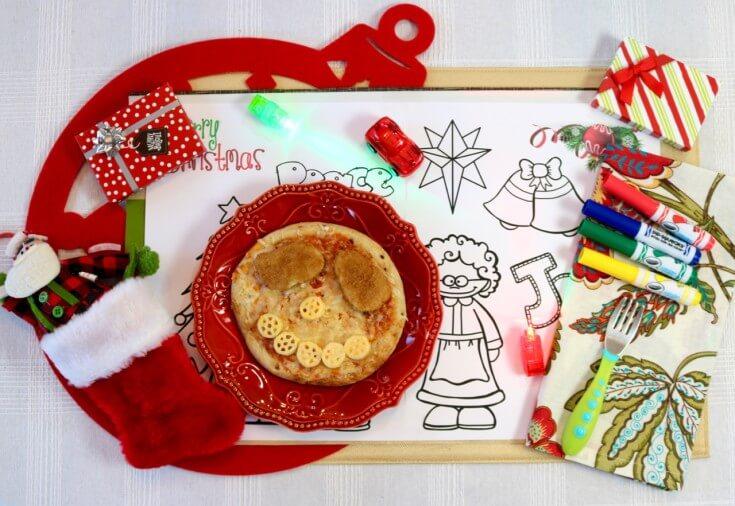 Kidfresh Mamma Mia Cheesy Pizza and Kidfresh Wagon Wheels Mac + Cheese and Kidfresh Super Duper Chicken Nuggets