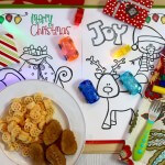 4 FREE Christmas Activity Placemats – Protect Your Holiday Table Setting