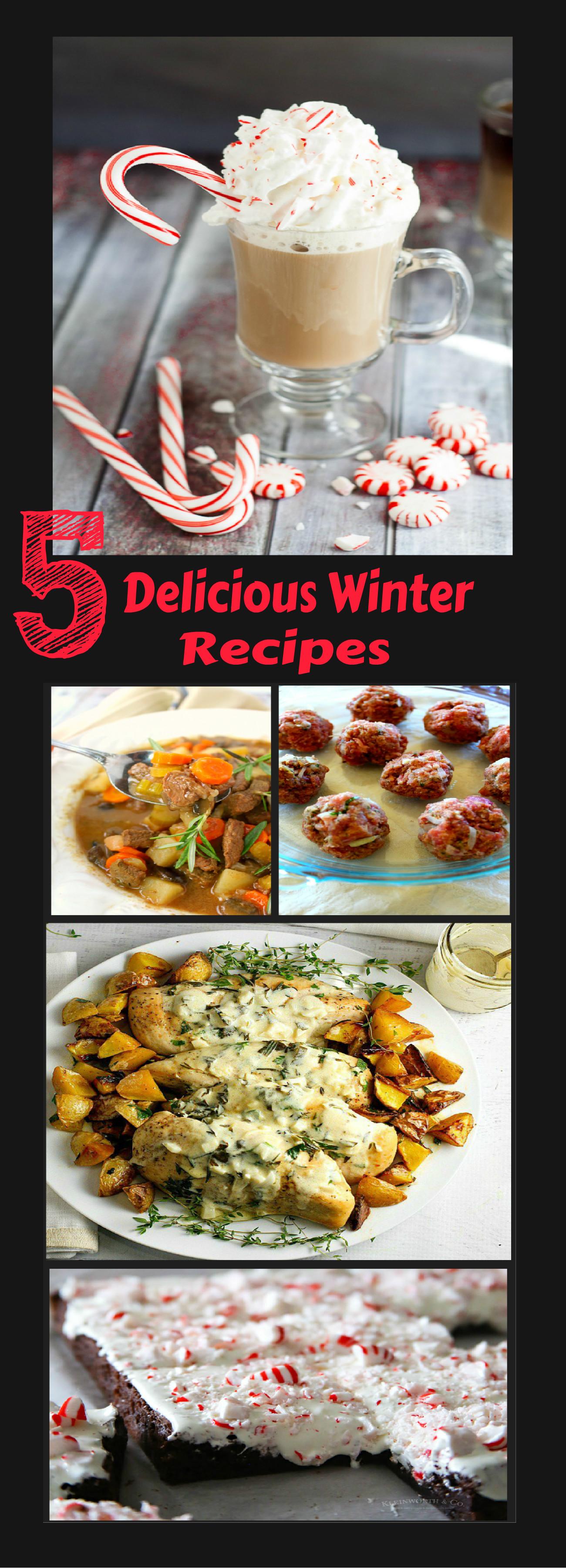 winter-recipe-collage