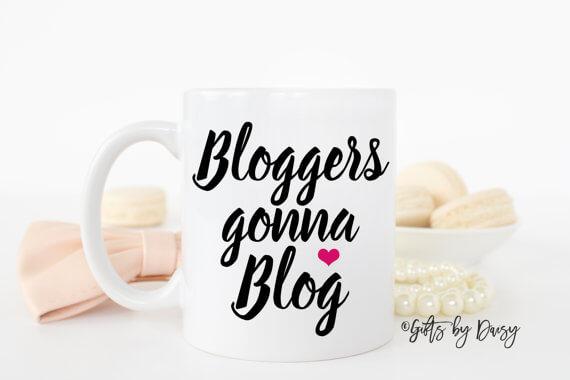 bloggersgonnablogmug