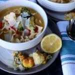 The Perfect Soup Topping – Parmesan Vegetable Croutons Recipe
