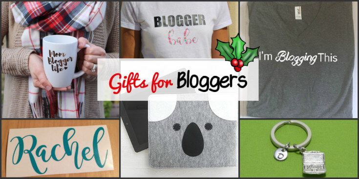 Top 10 Gift Ideas for Bloggers