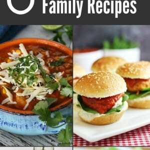6 Mouthwatering Family Recipes