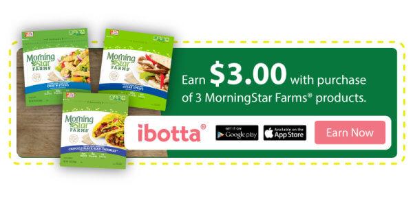 MorningStar Farms_Lent_ibotta