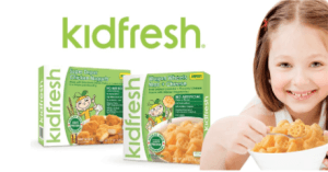 KidFresh Makes Nutritious Meals for Kids