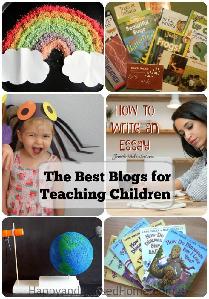 Best Blogs for Teaching Children