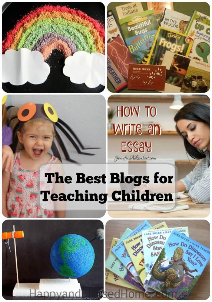 Best Blogs for Teaching Children