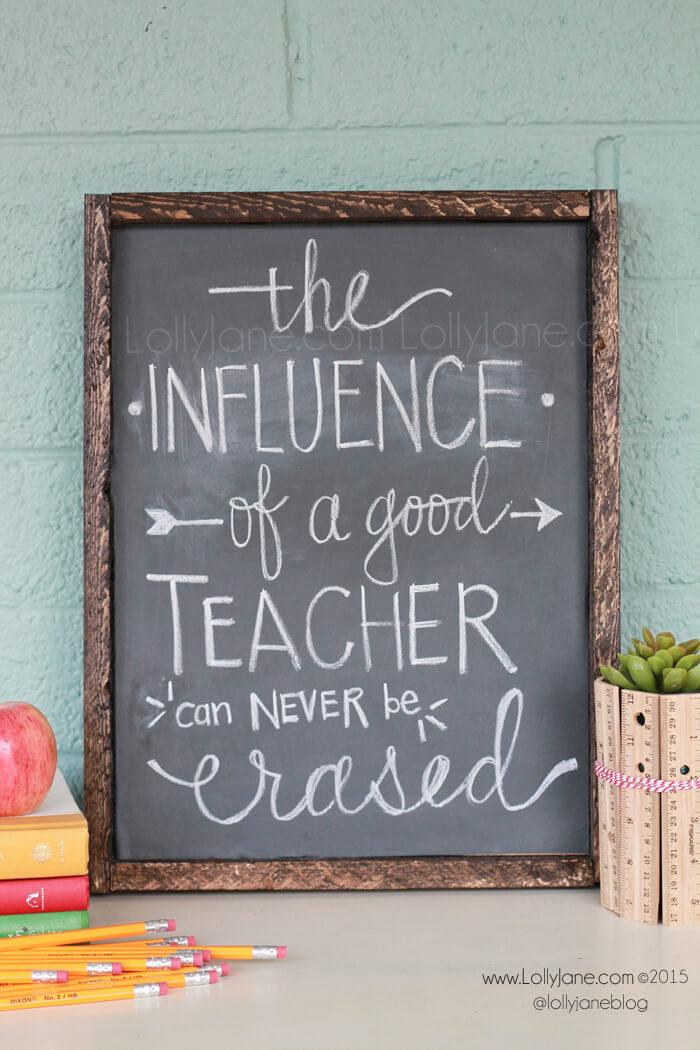 Teacher Appreciation Gift for Teacher Appreciation Week