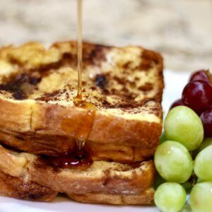 An Easy Recipe for Back to School Breakfast – French Toast Bake