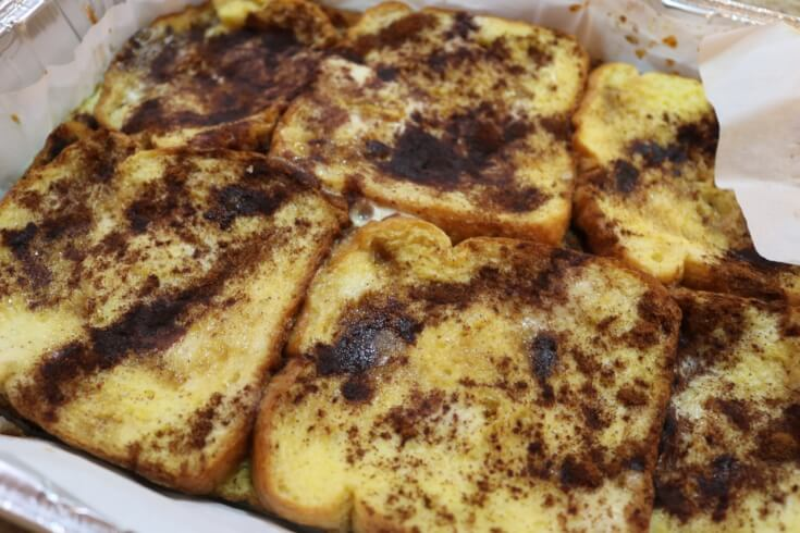 Make-Ahead Easy Recipe for French Toast Bake