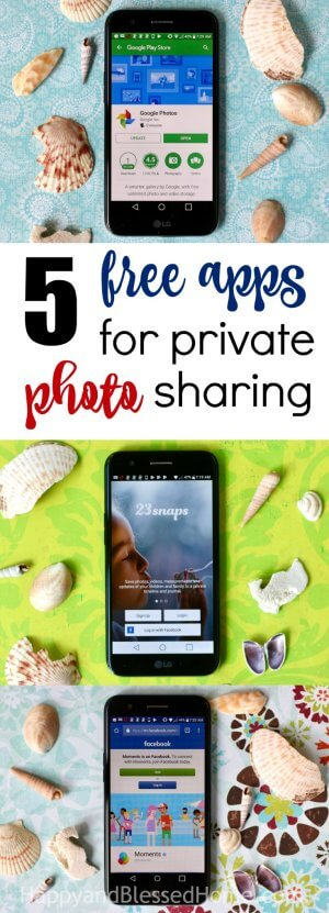 5 FREE Apps for Private Photo Sharing