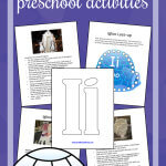 5 Free Preschool Alphabet Letter I Activities