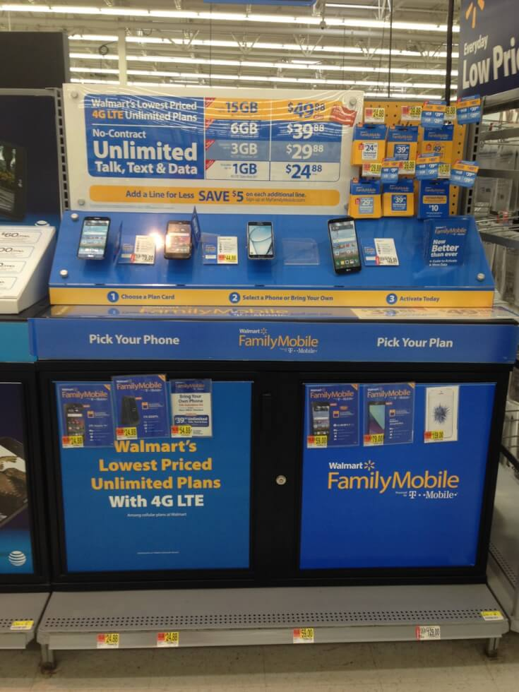 5 FREE Apps for Private Photo Sharing and WALMART Family Mobile
