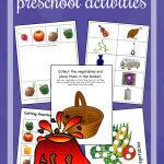 5 FREE Preschool Alphabet Letter V Activities