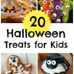 20 Halloween Treats for Kids perfect for a Halloween Party