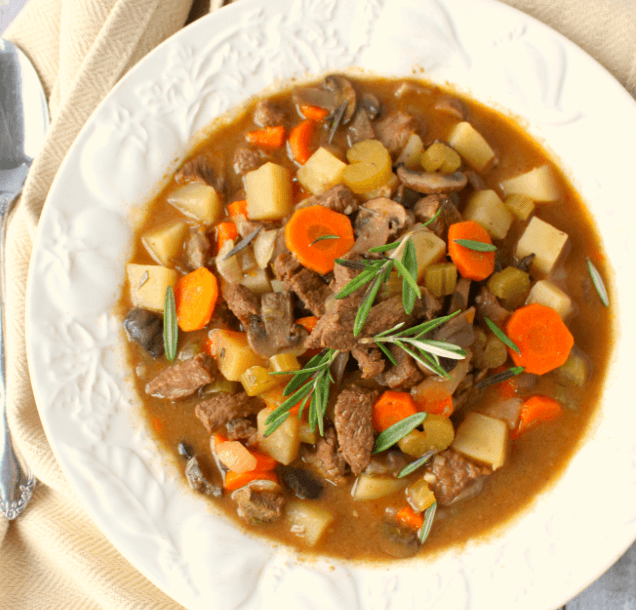 Slow Cooker Sirloin Beef Stew DelightfulEMade