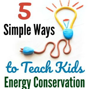 5 Simple Ways to Teach Kids About Energy Conservation