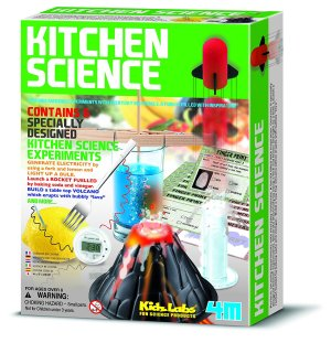 Kitchen Science STEM Toys for Kids