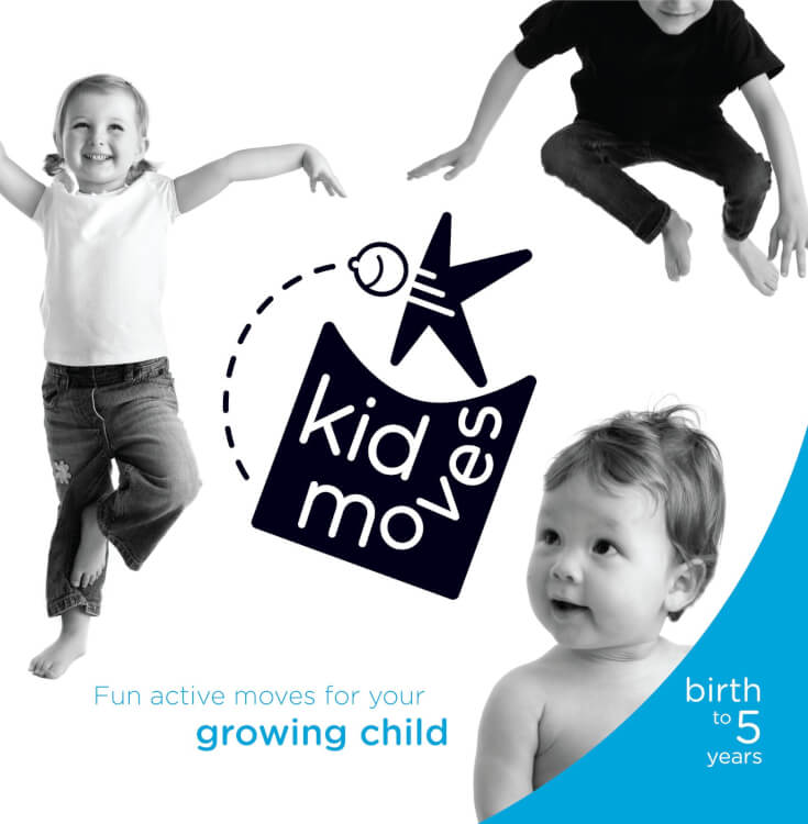 Kid Movement Book
