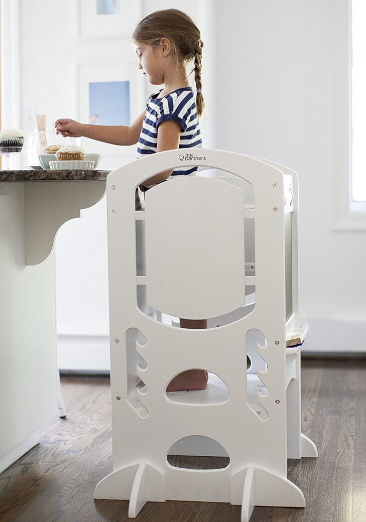 Learning Step Stool