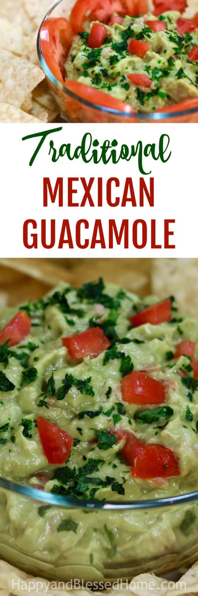This Heartwarming Easy Recipe for Traditional Mexican Guacamole satisfies the need for a bit of heat with the Guac. Perfect with tacos, tortillas, burritos, and everything Mexican, Spicy Piquin Guacamole is a must have for any family gathering featuring Mexican food.