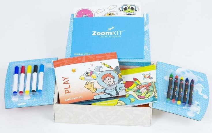 Zoom Art Creative Portable Kit