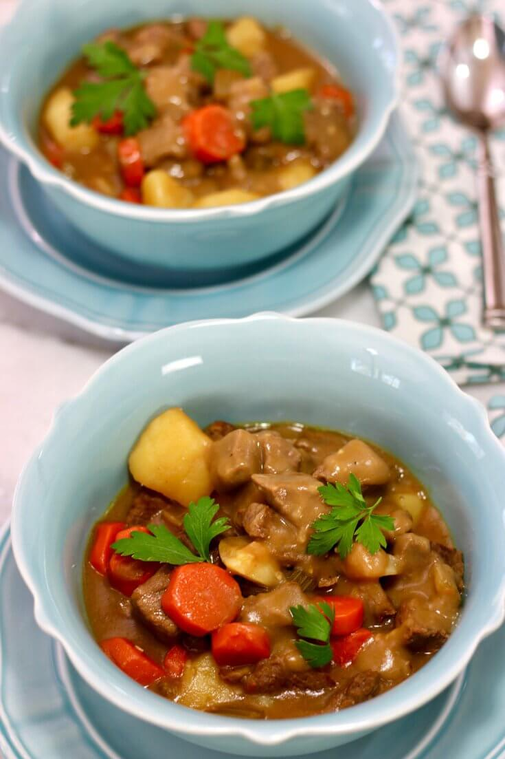 Delicious Easy Recipe for Slow Cooker Beef and Vegetable Stew