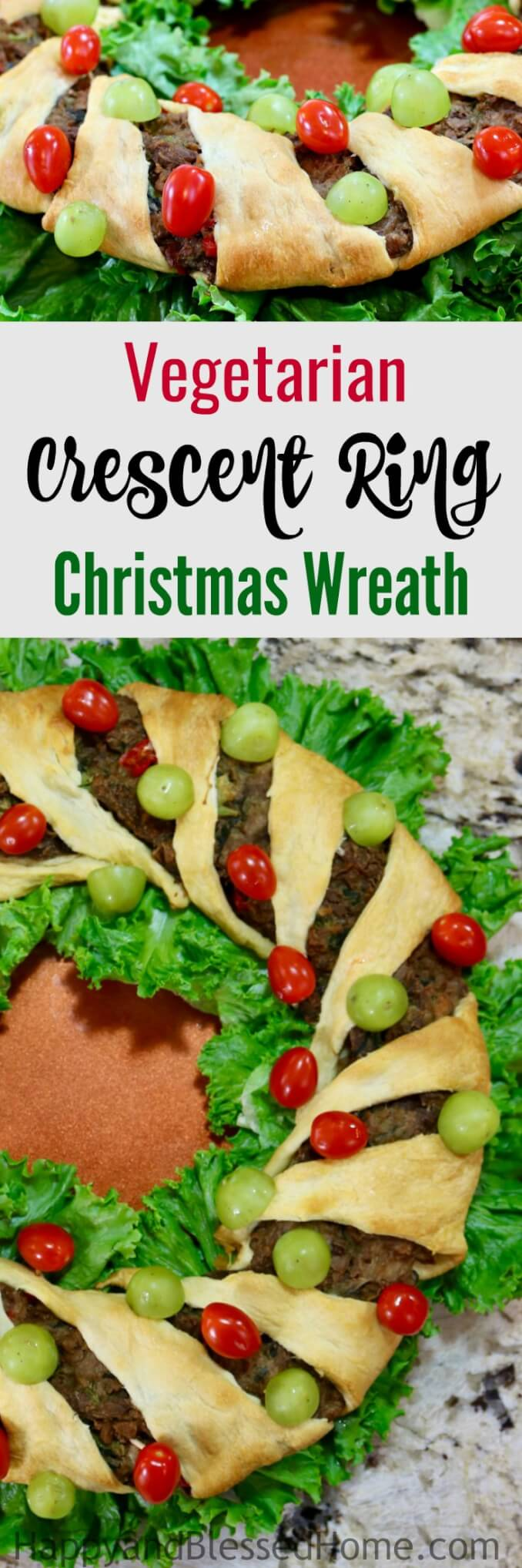 Easy vegetarian crescent ring recipe and party appetizer happy and easy vegetarian crescent ring recipe and party appetizer this dish is perfect for a laid forumfinder Images