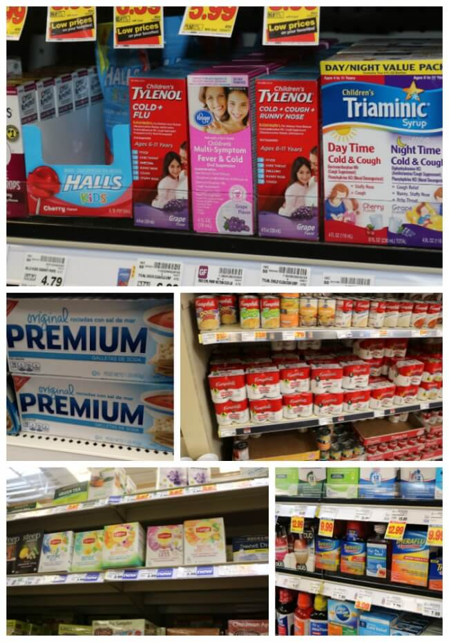 Find Everything you need to heal cold and flu at Kroger