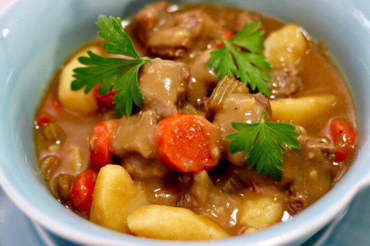 Heartwarming Easy Recipe for Slow Cooker Beef and Vegetable Stew