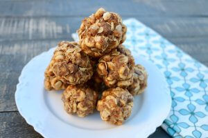 Cheerios Energy Bites and How to Make an Energy Bites Recipe that Kids Love