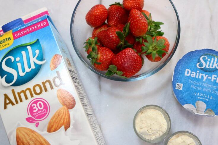Strawberries for 3 Easy Smoothie Recipes For A Healthy Morning Routine