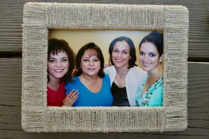 How to Celebrate Women's History Month in a Personal Way - Me, my mom and sisters