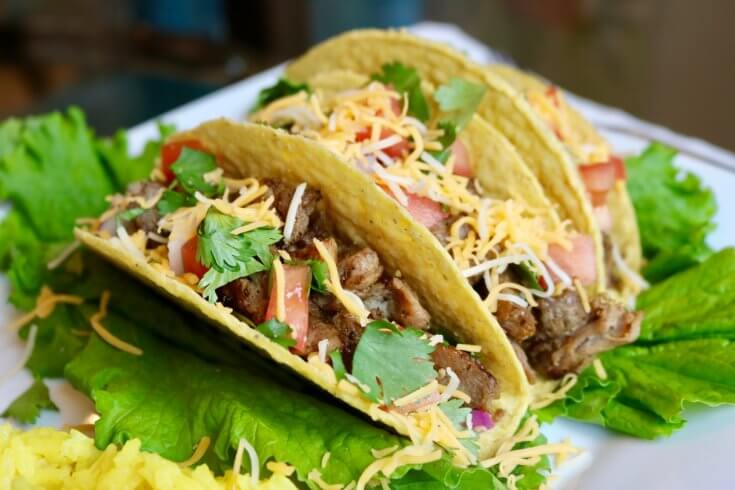 Easy to make Grilled Carnitas Tacos Recipe
