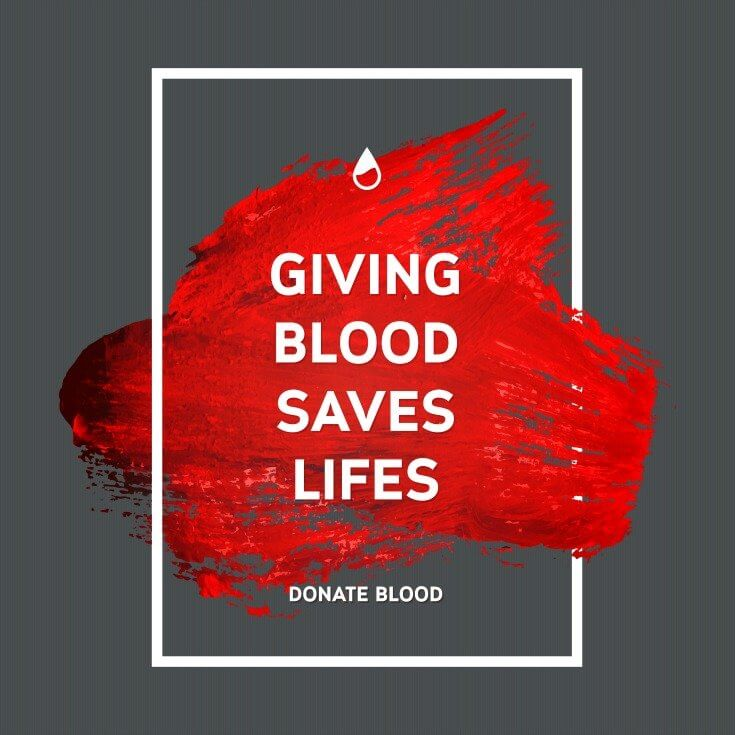 Giving Blood Saves Lives - Sign up today to donate at Blood Systems