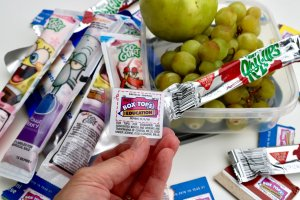 Collect them ALL - How to Raise Money for your Child's School through Box Tops - Sam's Club