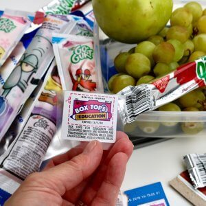 How to Raise Money for Your Child's School Through Box Tops
