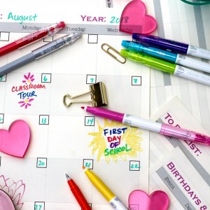 FREE 10 Page School Planner to Help You Get Organized