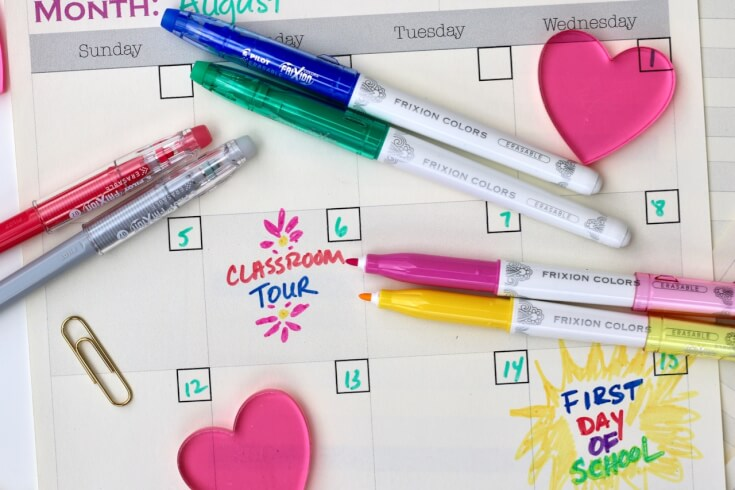Make life Easier with this FREE 10 Page School Planner to Help You Get Organized