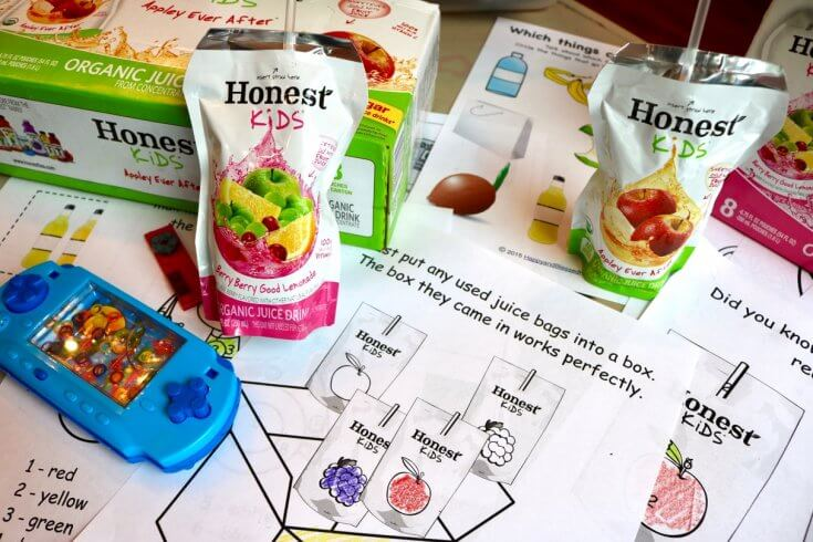 Fun Coloring Activity for Kids - 12 Page Recycle Activity Pack for Kids with Recycling Tips for Parents
