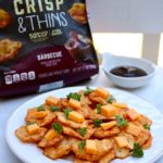 New Crispy Cracker Summer Snack Options RITZ Crisp and Thins BBQ